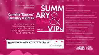 """【C94】Camellia """"Remixes"""" Sum"""