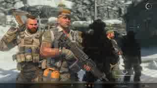 【Call of Duty: Black Ops 4 β】加齢た声でゲームを実況~軽機関銃復活ッ!!~