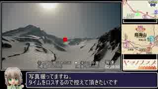 【RTA】ポケモンGO春の鳥海山攻略04:1