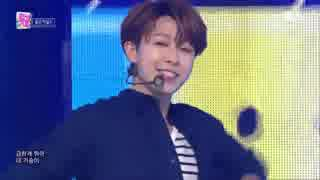 【K-POP】Golden Child(골든차일드) - LET ME 180805 Inkigayo