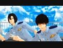 【MMDコナン】ジャバヲッキー・ジャバヲッカ【爆処メイン】