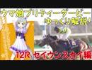 【第12R】 ウマ娘プリティーダービーに登場するキャラクターのモデルになった競走馬をゆっくり解説!セイウンスカイ編