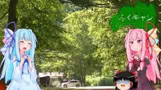 琴葉姉妹の福島でキャンプする動画 ふく