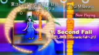 【夏コミ・C94 告知】ToHo Silent Rooms 2