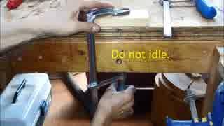 Fクランプ空回り防止小技