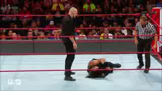 【WWE】ローマン・レインズvsバロン・コー