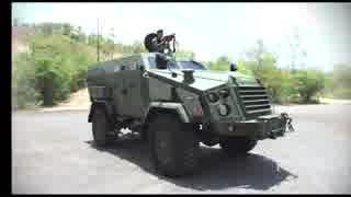 タイ王国製装甲車「First Win」