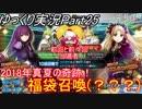 【FGOガチャ動画Part25】福袋に相応しいクラスは決まった!