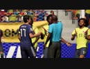 【2人】変なテンションで友達とサッカーゲームをやるとこうなる