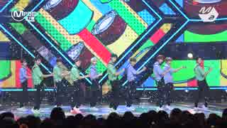 [MPD FanCam] Golden Child(골든차일드) - 아주 NICE(VERY NICE) 180809 M Countdown Special Stage