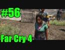 【FarCry4】狂気に満ちた無慈悲な国でサバイバル 56【実況】