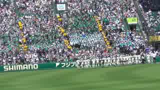 高校野球100回記念大会 広陵VS二松学