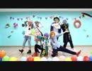 【A3!】 夏組で ハロー・ニューワールド 【踊ってみた】