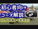 【マリオカート8DX】 初心者向け コース解説【実況】