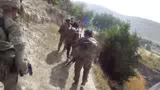 アメリカ特殊部隊とアフガニスタン治安部