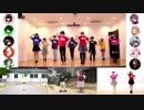 【広島*こねくと】バタフライ・グラフィティ みんなで歌って踊ってみた【第2弾】