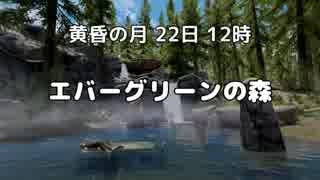 ファレンガーが行くSKYRIM竜の墓巡り 第九