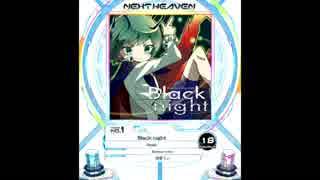 【SDVX】Black night【MXM】