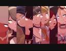 【ダンガンロンパMMD】V3女子で帝国少女【ネタバレ】