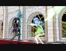 【MMD杯ZERO参加動画】逃げろ【MMD花騎士】