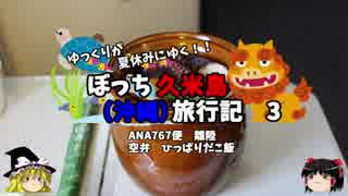 【ゆっくり】久米島(沖縄)旅行記 3