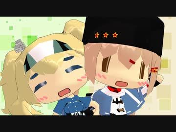 【MMD杯ZERO参加動画】艦へちょスケッチ×365【モデル配布】