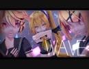 【MMD杯ZERO】WAVE【カメラ配布あり】