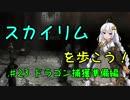 【Skyrim SE】スカイリムを歩こう!#23【VOICEROID実況】