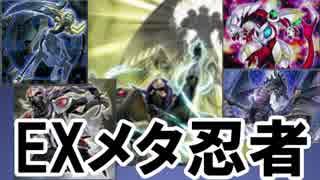 【遊戯王ADS】エクストラデッキメタ忍者【YGOPRO】