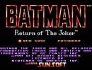 【TAS】NES ダイナマイトバットマン 11:21.57 ※更新無し高画質化