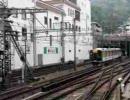 近鉄奈良線生駒トンネルを抜ける阪神電車