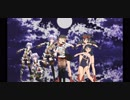 【MMD】【E-girls8人フォーメーション配布あり】 30秒シーンがおすすめ!!【艦これMMD】バージョン他の誰かより悲しい恋をしただけ
