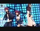 【MMD杯ZERO参加動画】エヴェンクルガ姉弟とWAVE【モデル配布】