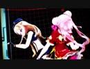【MMD杯ZERO参加動画】田中ヒメ、鈴木ヒナ(メガネ装備)で「Elect」(1080p)【ヒメヒナMMD】