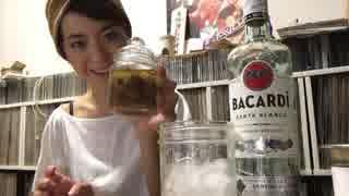 バナナウイスキー試飲会 ルイボスティーを使ったカクテル♡レシピつき♡