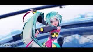 【MMD杯ZERO】Sour式初音ミクで「packaged」【ステージモーション配布】