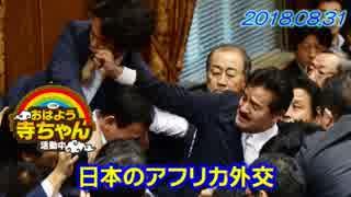 【佐藤正久】 日本のアフリカ外交 20180831