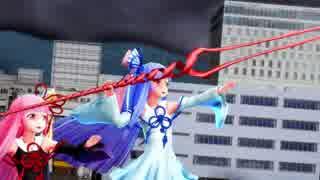 【MMD杯ZERO】結月ゆかりの竹取物語&琴葉姉妹のこぶとりじいさん【VOICEROID劇場】