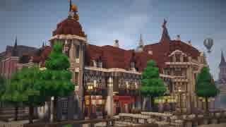【Minecraft】ゆっくり街を広げていくよ part42-1