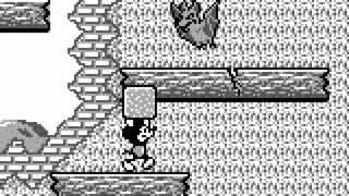 【TAS】GameBoy ミッキーズ・チェイス Mic