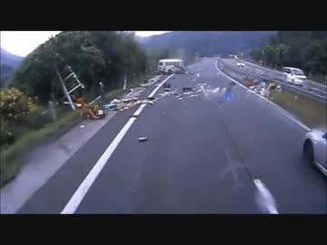 お嬢様と見る日本車載映像-1