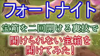 【Fortnite】フォートナイトバトルロイヤ