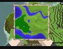 【マインクラフト】最大地図一枚分を小麦畑にする!【実況】 ...