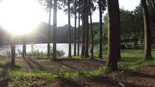 ソロキャンプの時間#5 四尾連湖 水明荘