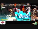 【ささら実況】アザミ梅喧の ギルティ対戦動画 EX-3【GGXrdRev2】