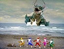 星獣戦隊ギンガマン 第四十一章「魔獣の復活」