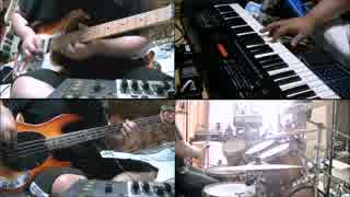 "【Cover】Van Halenの""Love Walks In"" を1人でやってみた【creambadge】"