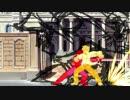 【MUGEN】悟空&ベジータ主催!狂中位最強のフュージョン杯part28