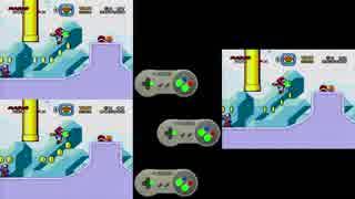 スーパーマリオワールドRTA マリオスタッフもびっくり コース Reznor Kill thumbnail
