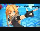 【MMD艦これ】『君の彼女』を踊ってもらった【阿武隈改二】【改定版】